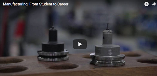 Manufacturing: From Student to Career  Image