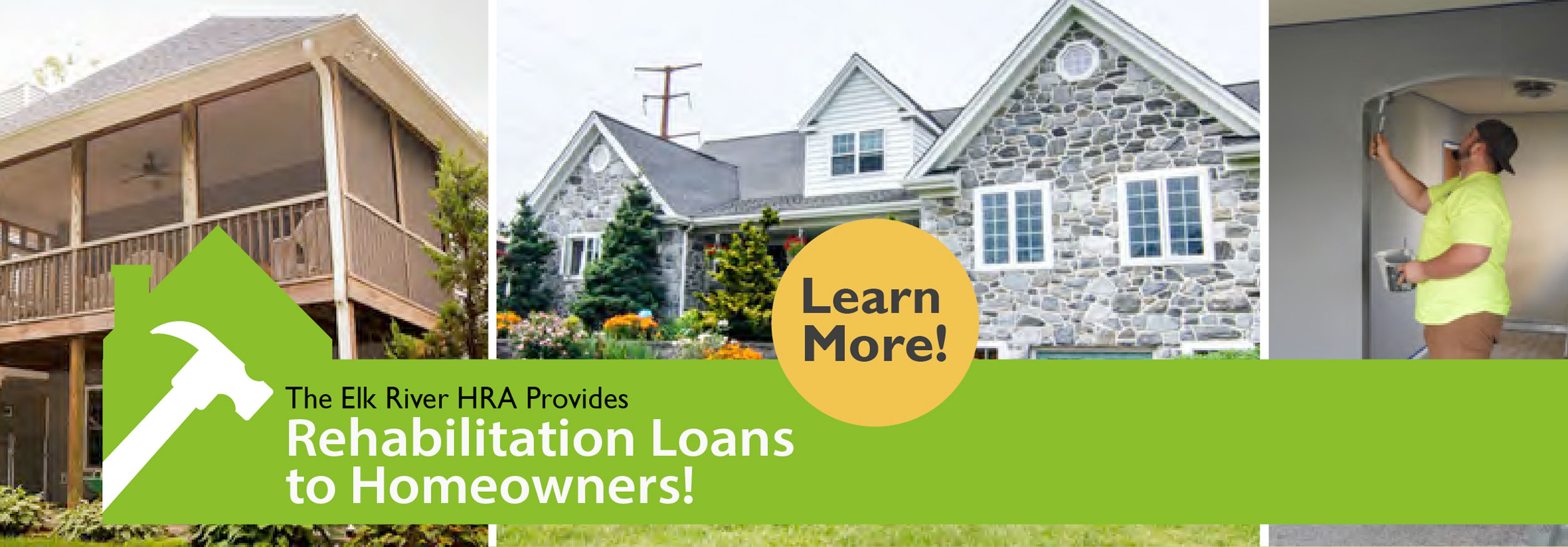 Elk River HRA offers rehabilitation loans to homeowners